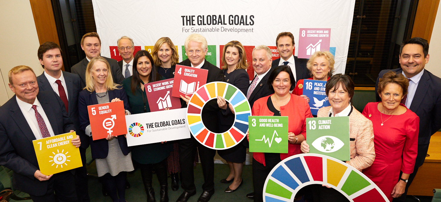 Parliamentarians commit to achieving the Global Goals