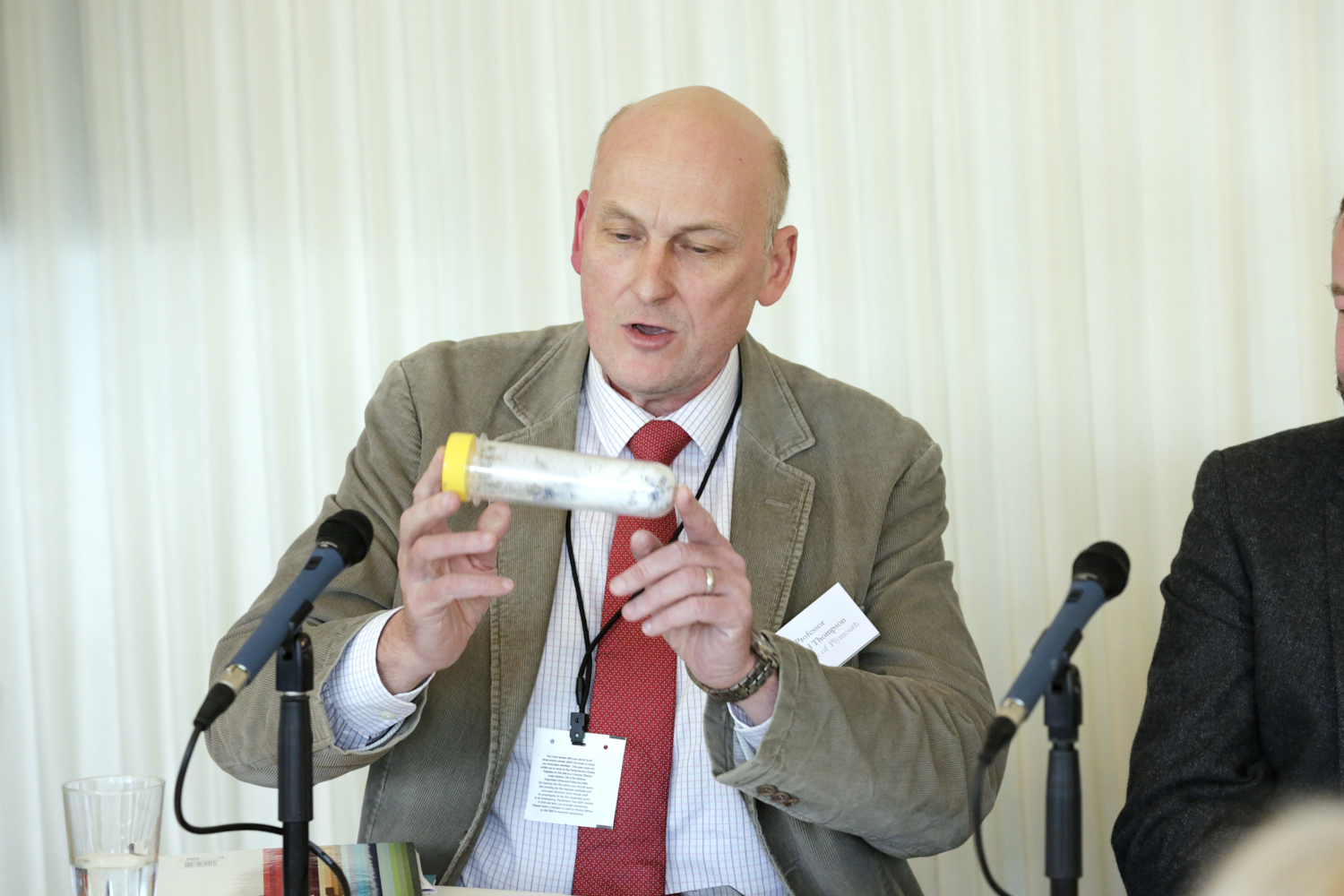 Professor Richard Thompson OBE