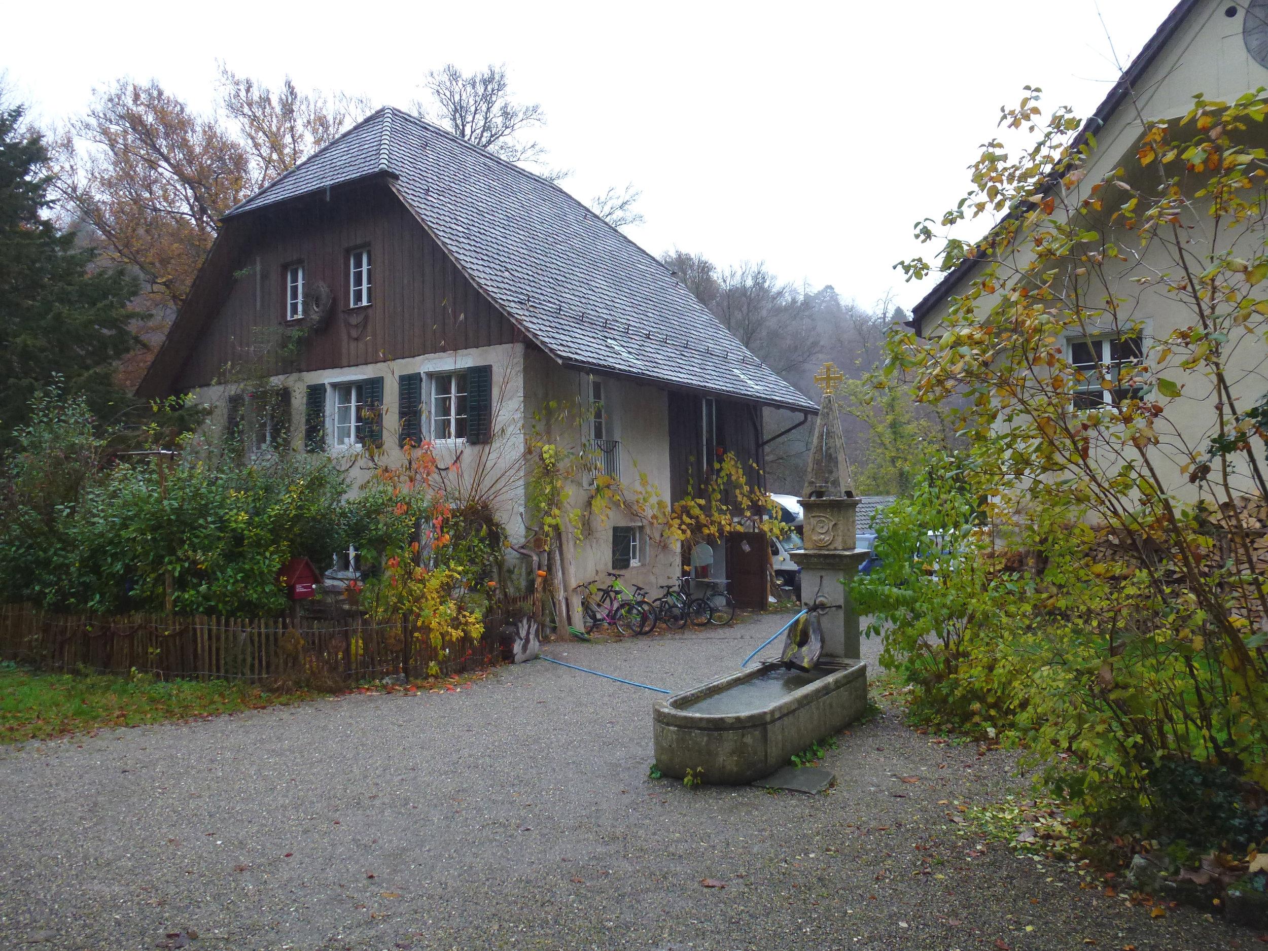 Le site de Kreuzen, un lieu hors du temps