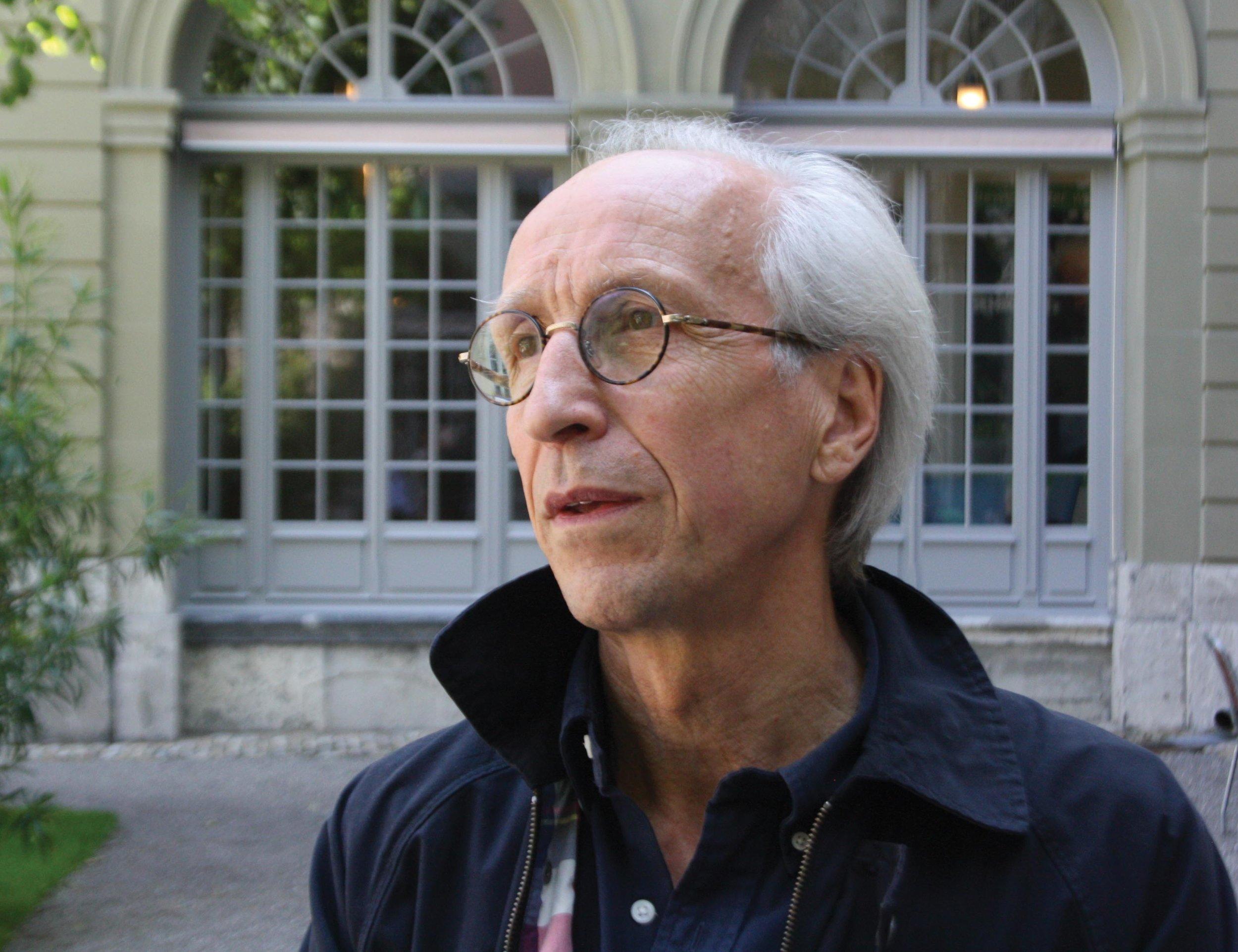 Philippe Biéler, président de Patrimoine suisse