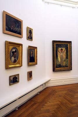 Hommage à la peinture pure, Edmond De Pury