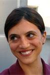 Antonia Nessi, conservatrice du département des Arts plastiques du MahN