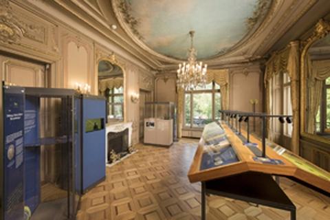 Vue de la salle 2 de la villa