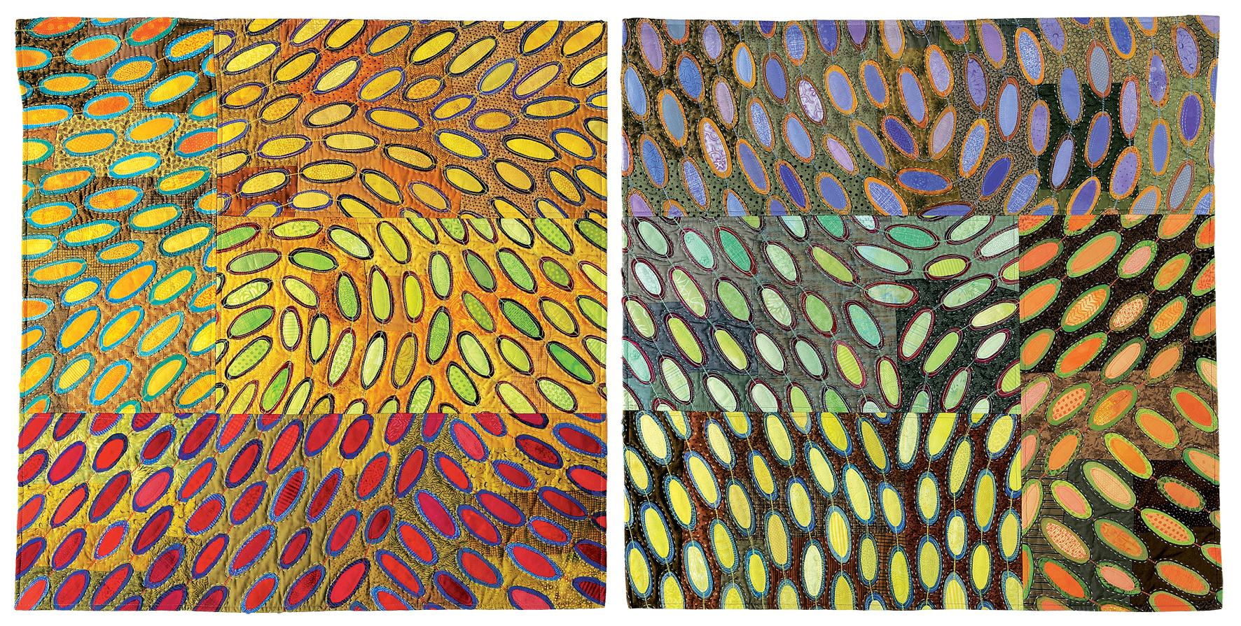 Gujarat , de Maryline Collioud-Robert (CH),2008, 86cm x 172cm