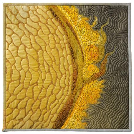 Earth , de Jacqueline Heinz (D), 2009, 35cm x 35 cm