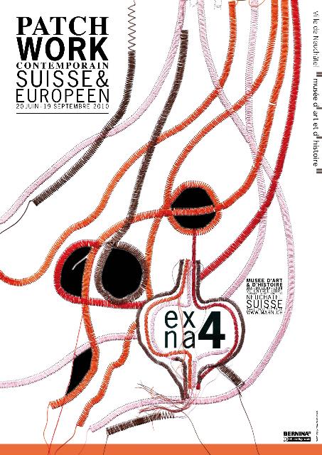 Affiche de l'exposition, visible du 20 juin au 19 septembre 2010