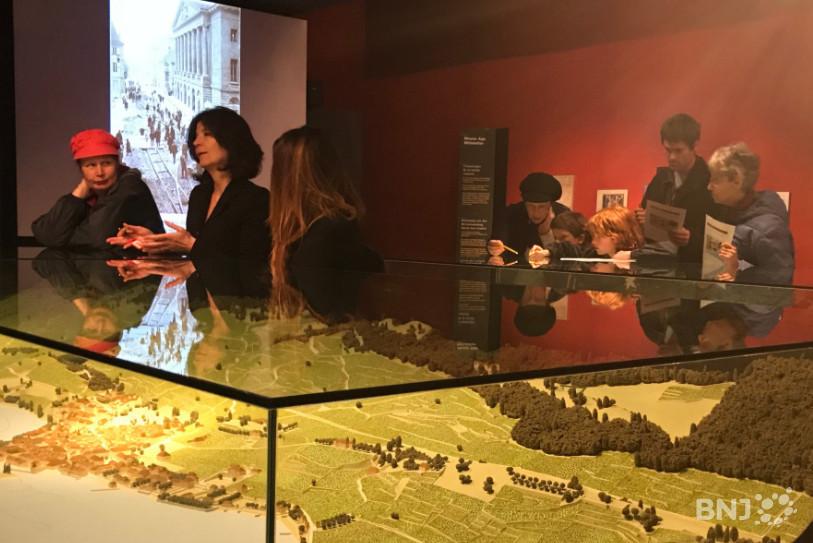Le 13 mai aux Galeries de l'histoire : visite des maquettes historiques de la Ville de Neuchâtel