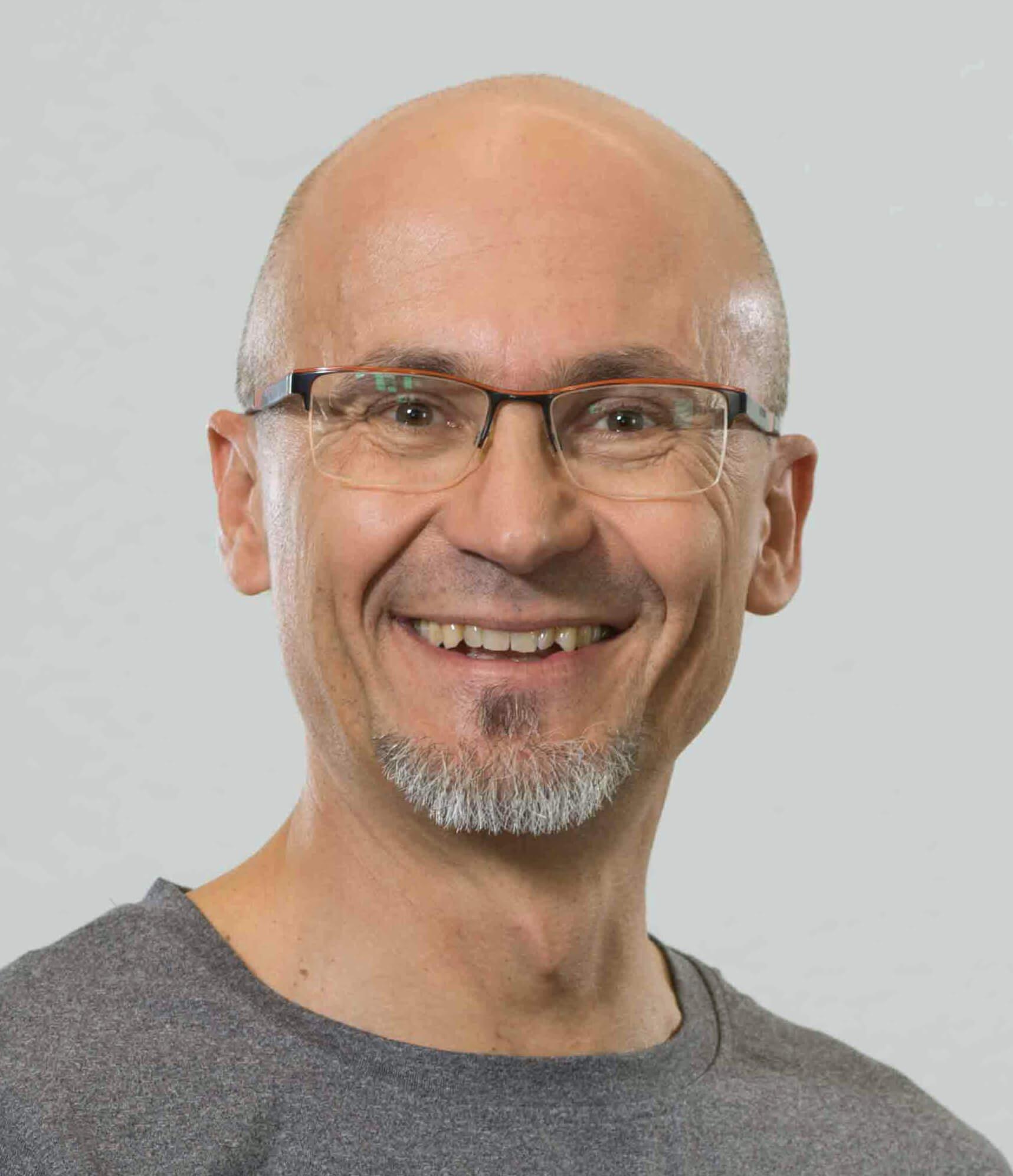 Hakomi-Therapeut & Yogalehrer Erich Bauer