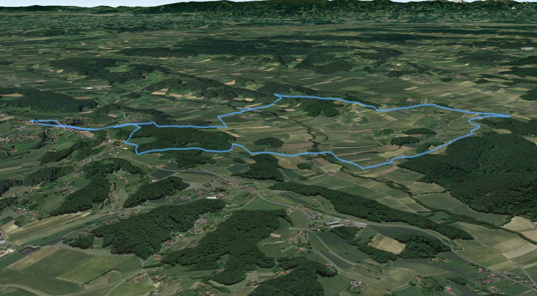 Lebenskraftweg 3D Ansicht 2