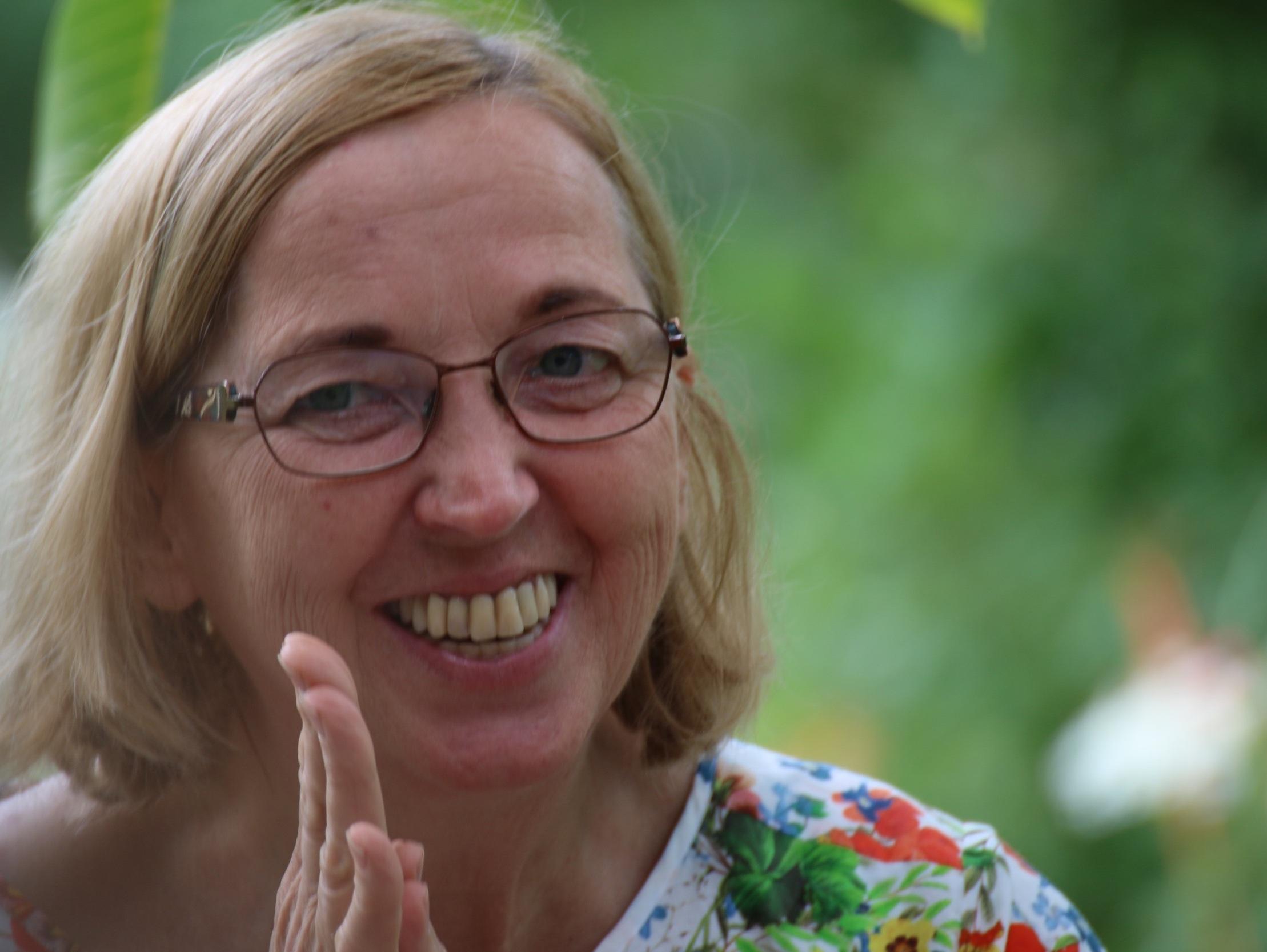 Ich freue mich auf eine wertfreie Schreibbegegnung! - — Heidi Rath(Leiterin von Schreibwerkstätten DGPB®)