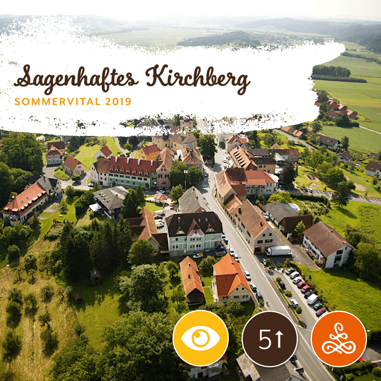 Sagenhaftes Kirchberg - Mit dem Historischen VereinMorgen von 18:30 – 19:30 Uhr
