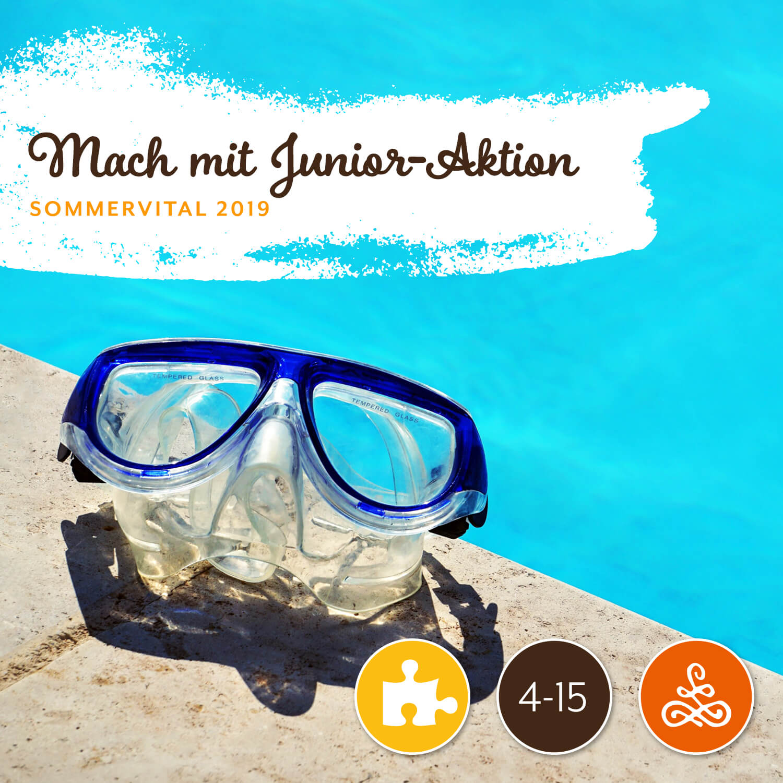 Mach mit Junior-Aktion 2019 - Mit der Steir. Wasserrettung Feldbach14. Juli, 12:00 – 15:00 Uhr