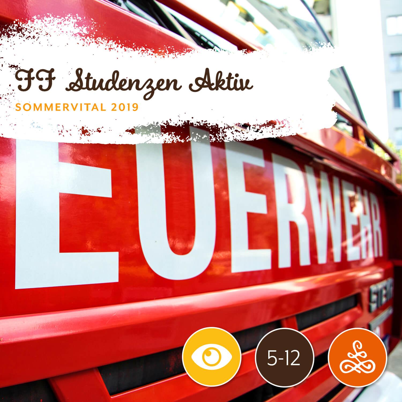 Feuerwehr Studenzen aktiv! - FF StudenzenAm Donnerstag von 16:00 – 18:00 Uhr