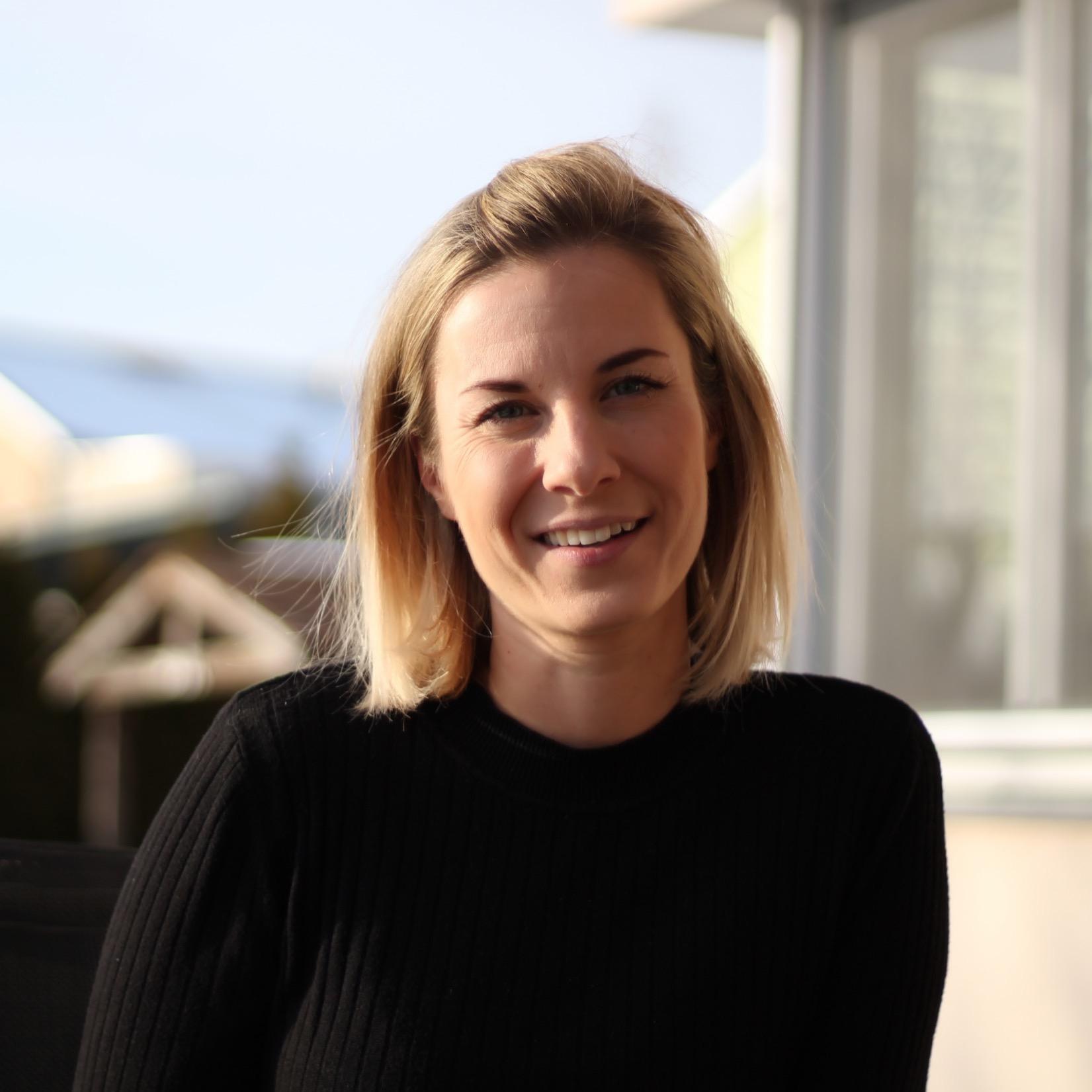 Ernährungs- & Mentaltrainerin Martina Hierzer