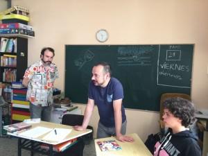 Jorge en el taller01WEB