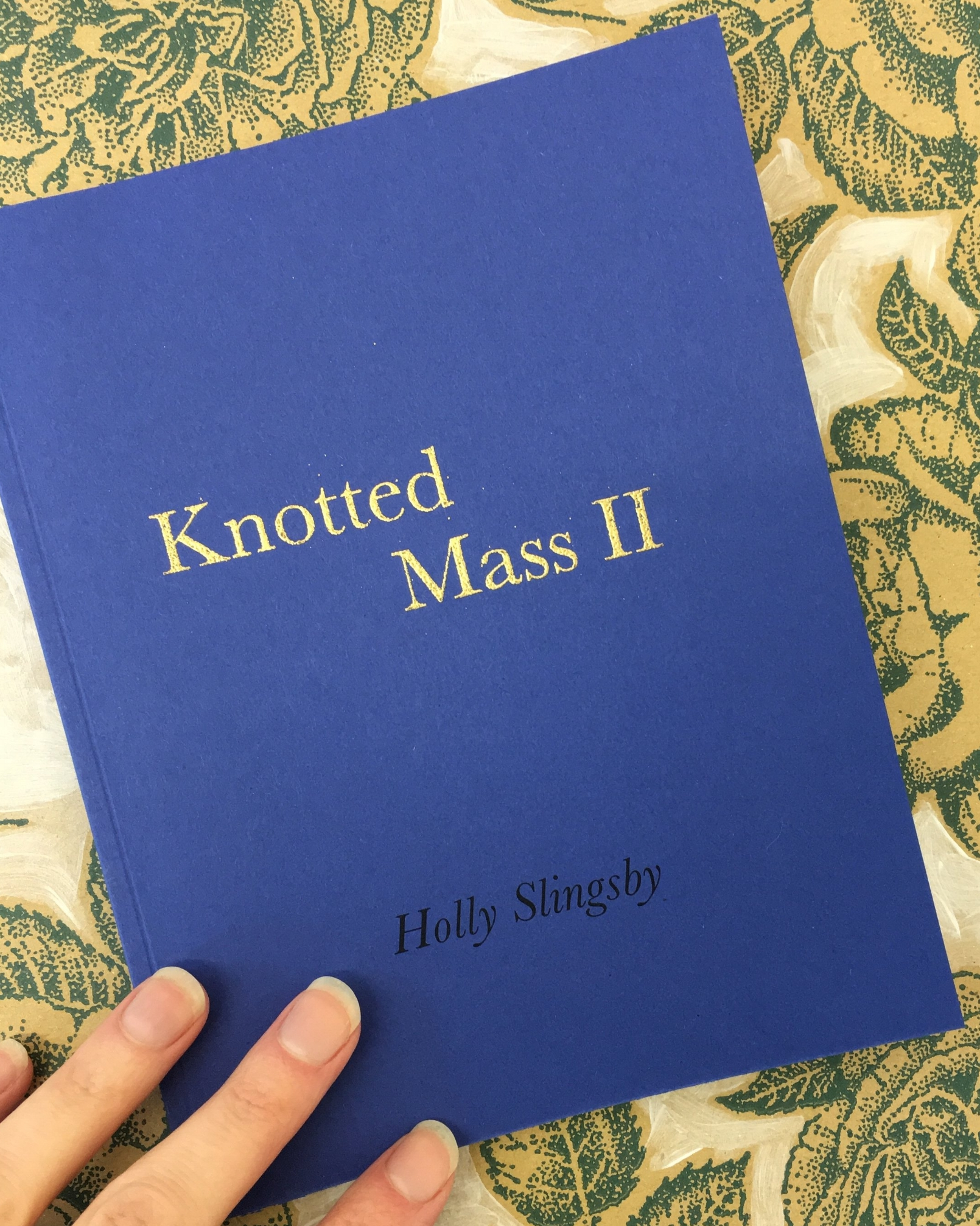 Knotted Mass II, 2018