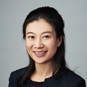 Lingqian Hu, professor and chair at the University of Wisconsin-Milwaukee School of Architecture and Urban Planning