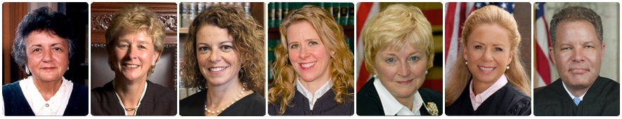 Six out of Seven - Wisconsin Supreme Court has highest percentage of high court female justices in the country
