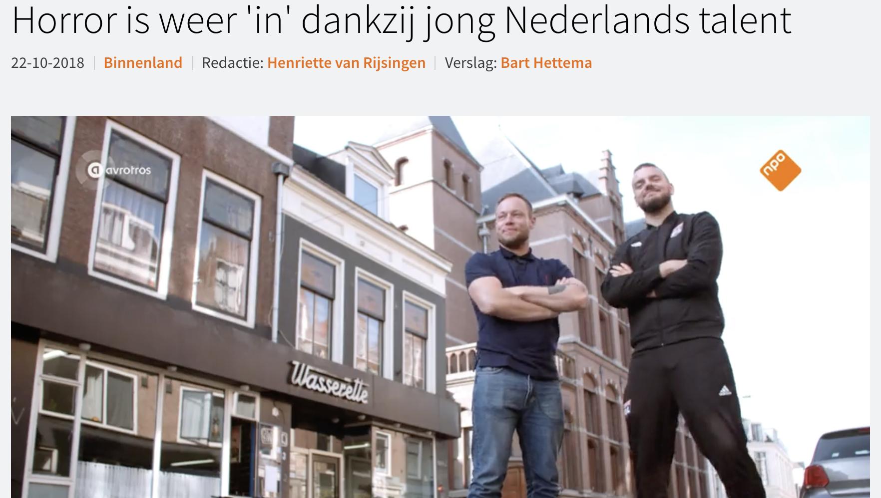 Watch the full video at Een Vandaag