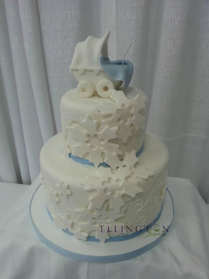 winter wonderland themed baby shower cake.jpg
