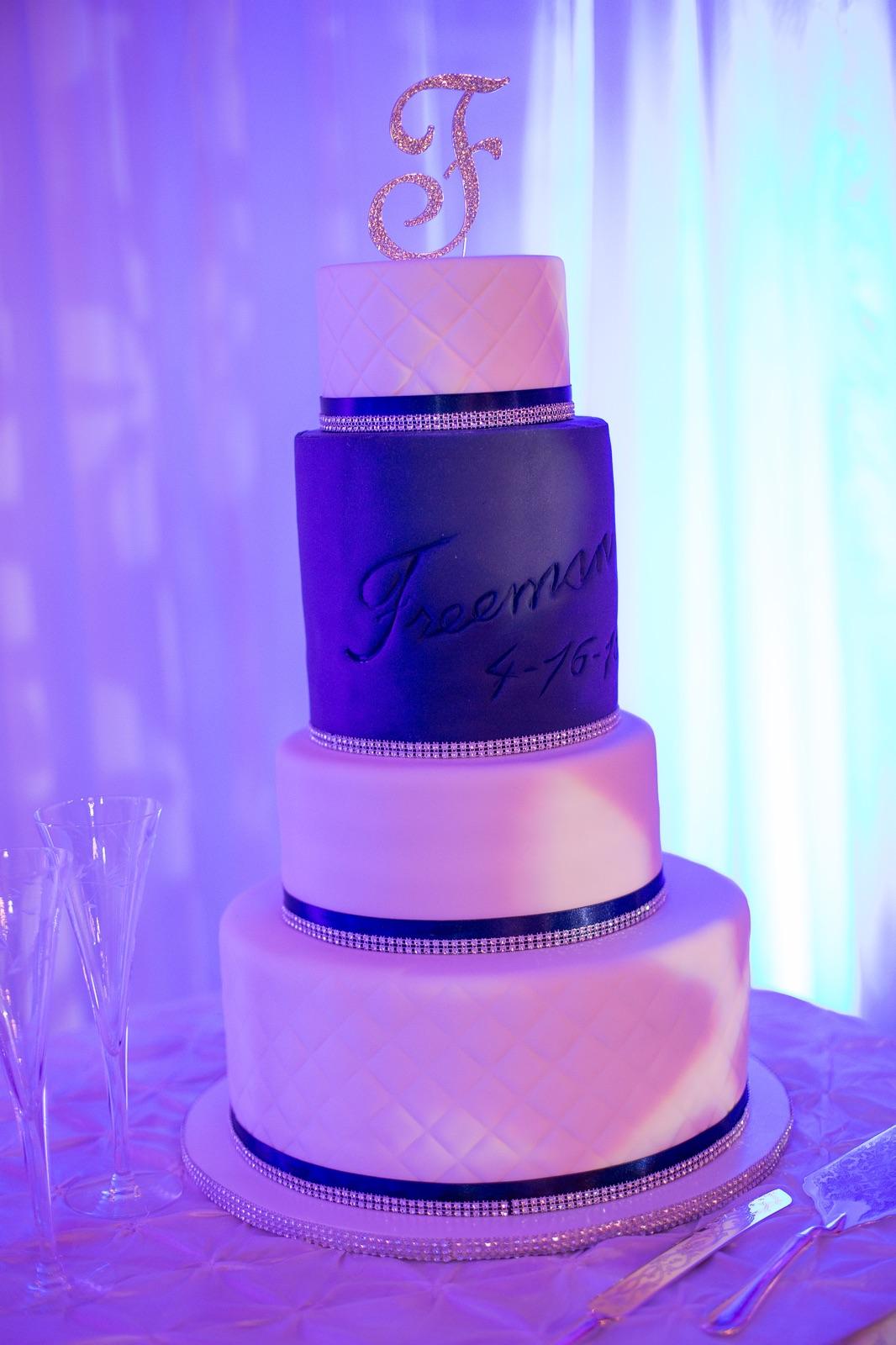 Freeman Wedding Cake with uplighting.jpg