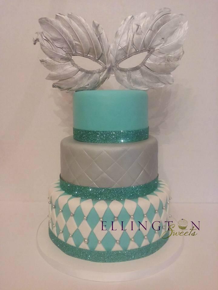 Masquerade themed Birthday Cake.jpg