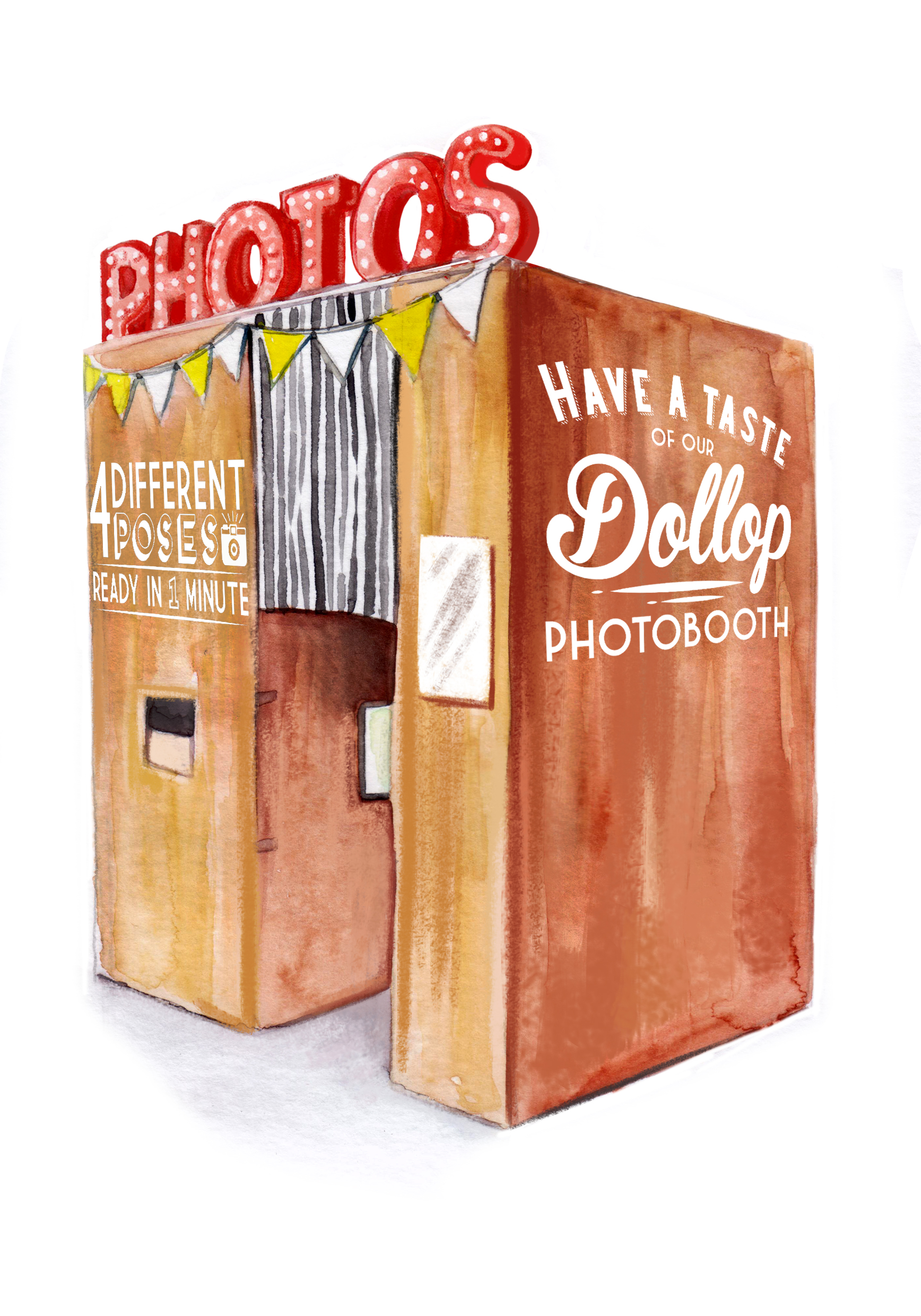 Dollop Photobooth
