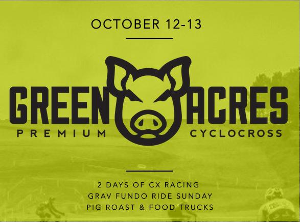 Green Acres CX: 10/12-13