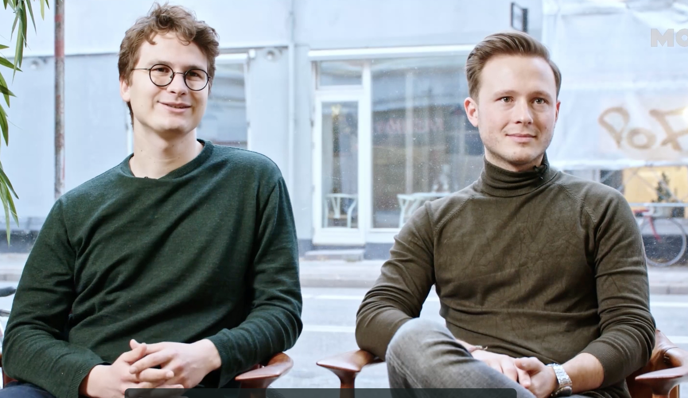 Nicklas Stenfeldt Andreas Reventlow MOOT Interview