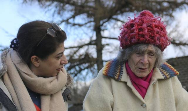 Elderlearn Monireh og ulla på tur Nicklas Stenfeldt Andreas Reventlow