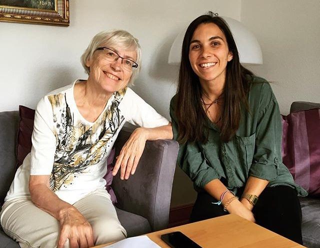 Elderlearn besøg