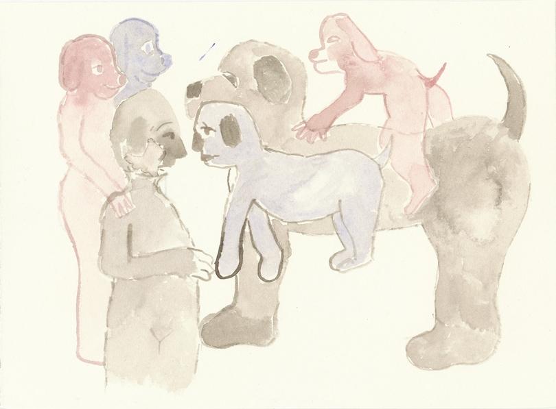 Big Doggy Ride