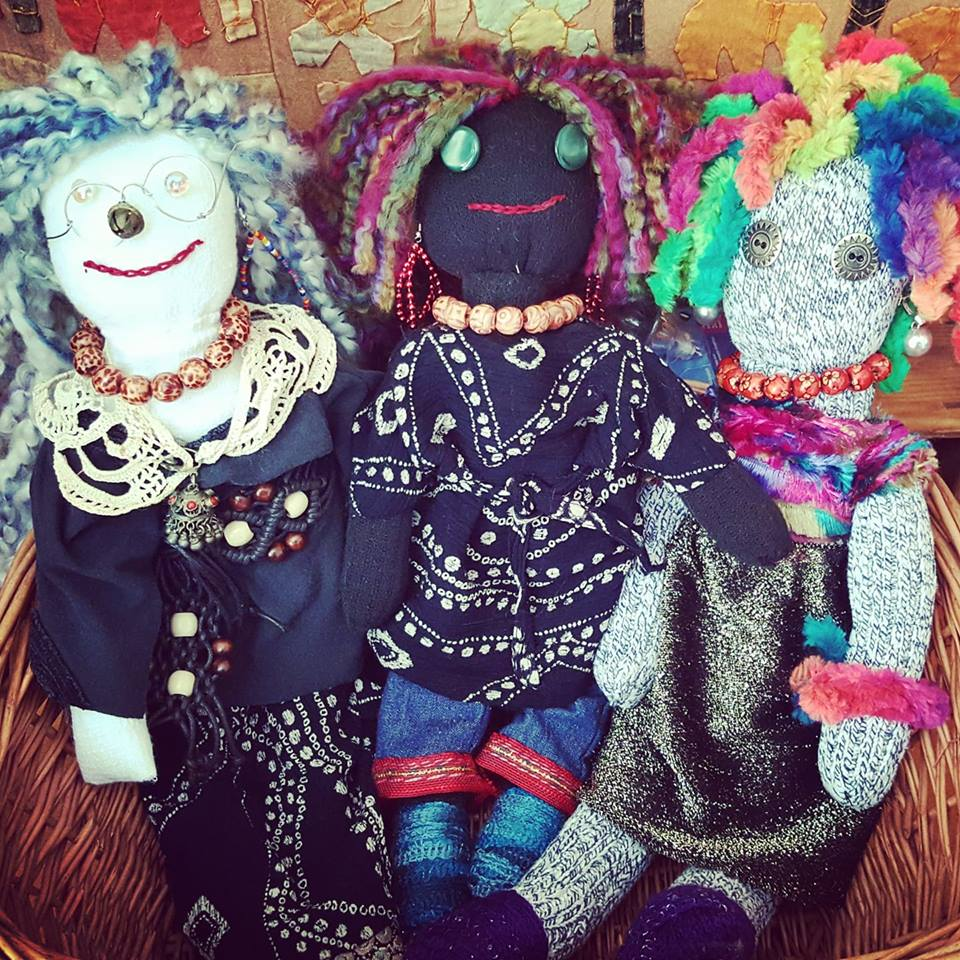 Sock Dolls!
