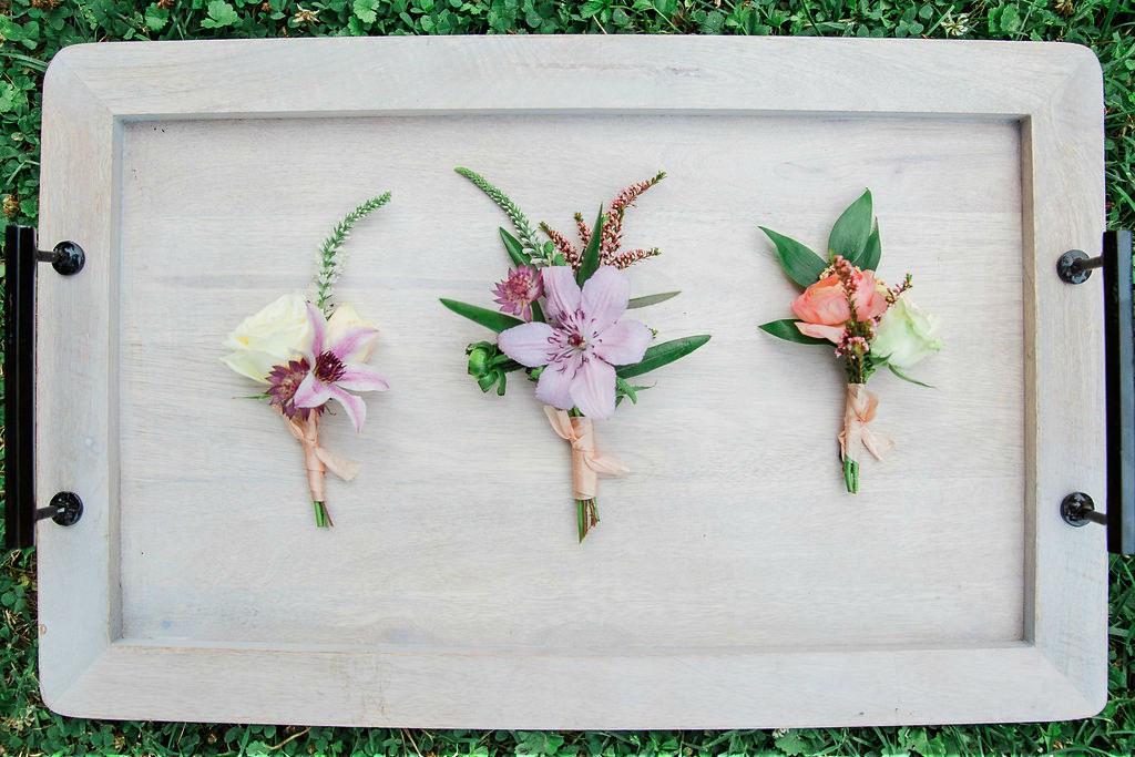 boutonnieres on tray.jpg
