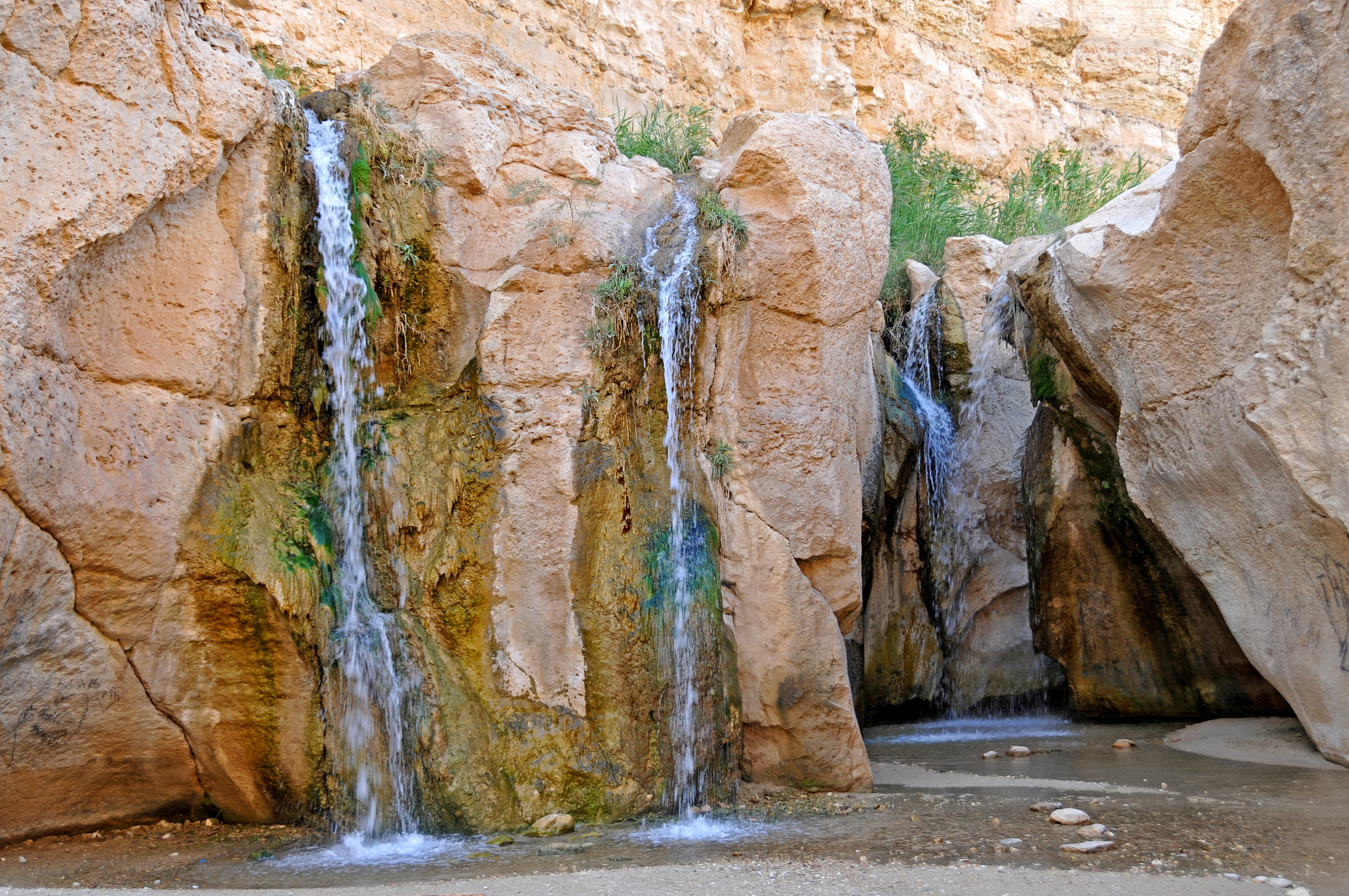 Canyons & oasis in Tunisia - Tozeur rises up out of the desert, nestled into a huge oasis that is home to hundreds and thousands of palm trees. This surprising, fascinating place feels a very long way away from Europe, which is in fact just a few hours away.RECOMMENDED ITINERARYKNOW MORE