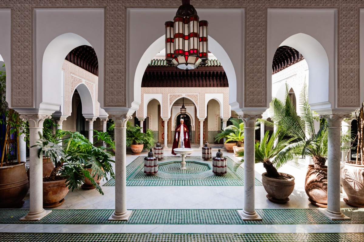 MAMOUNIA PALACE - Marrakech