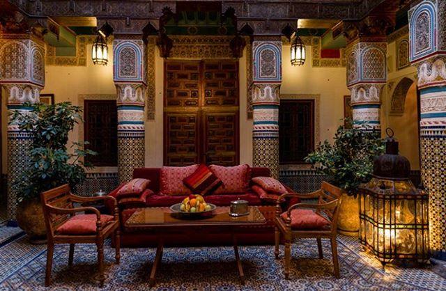 Enjoy the #Riad #experience #Morocco #palaissebban #Marrakech #visitmorocco #visitmarrakech