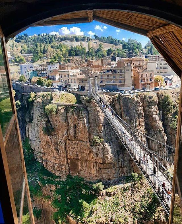 Welcome to #constantine #algeria #cityofbridges #visitalgeria #visitmaghreb