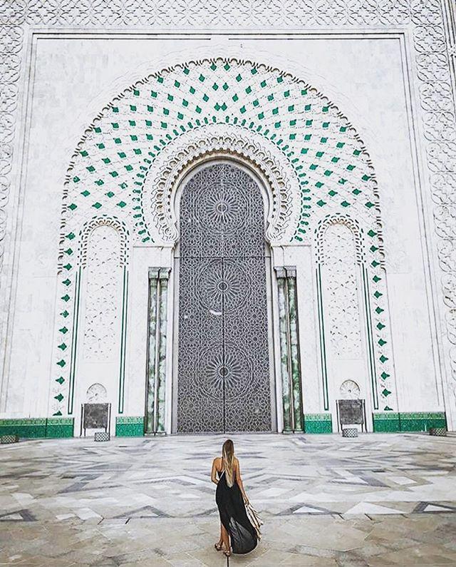 Moroccan inspiration  #dream #morocco #Casablanca #Hassan2 #mosque #blog #visitmorocco #visitmaghreb