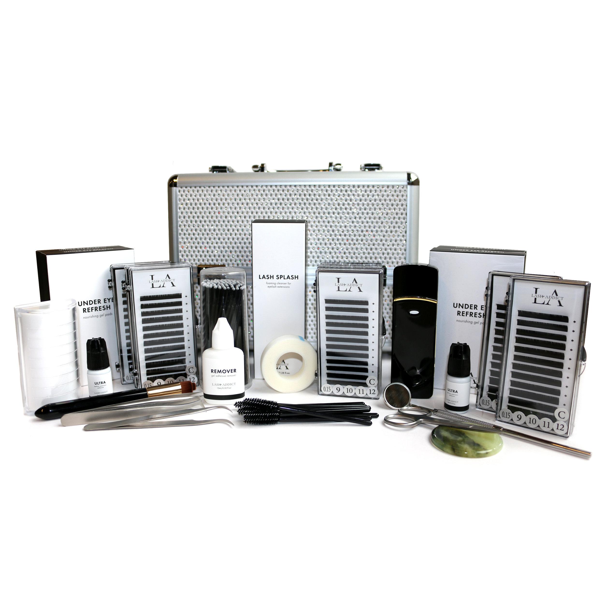 Shop Lash Kits - Volume & Classic