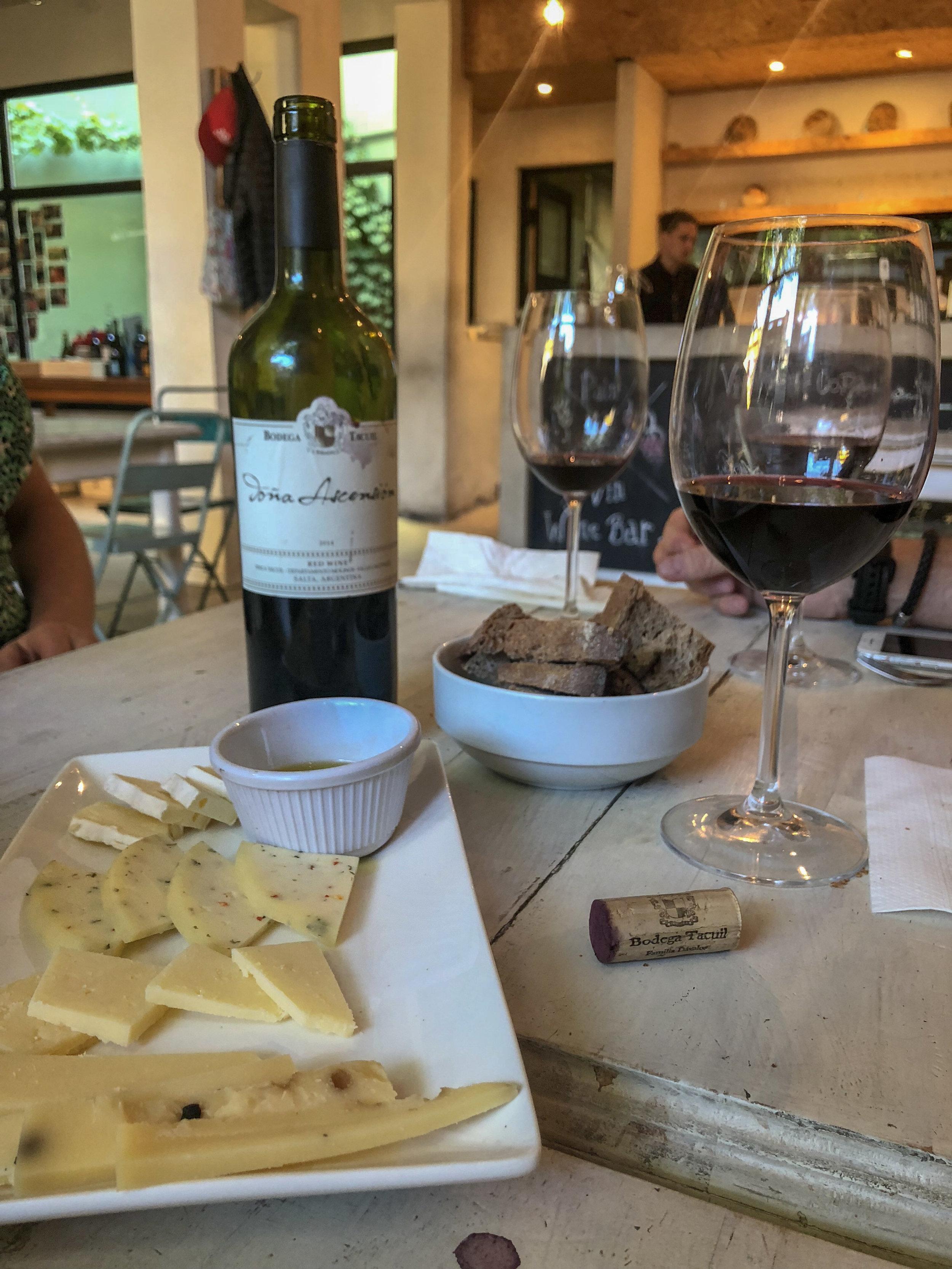 Pan et Vin, Palermo Soho