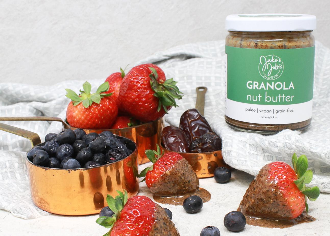 granola butter -