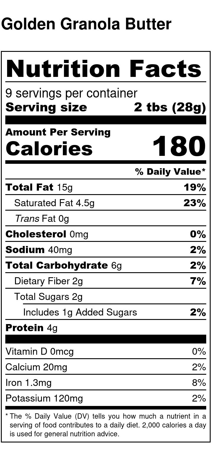 Golden Granola Butter - Nutrition Label.jpg