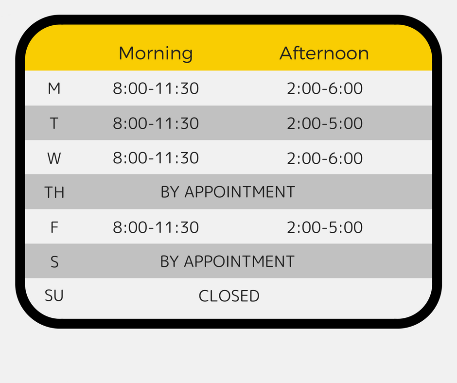 Noll Chiro Office Hours.png