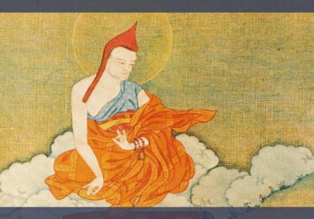 Shantideva, the author of Bodhisattvacaryavatara