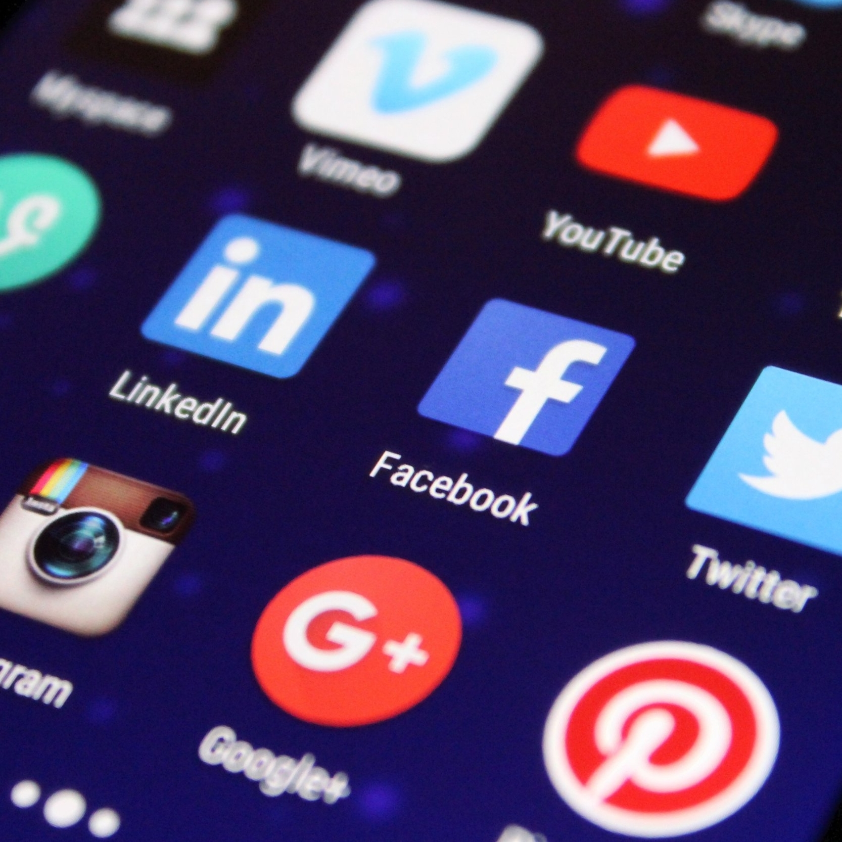 Social Media Marketing - From social media to digital advertising, we are a turnkey solution for all of your digital marketing goals.