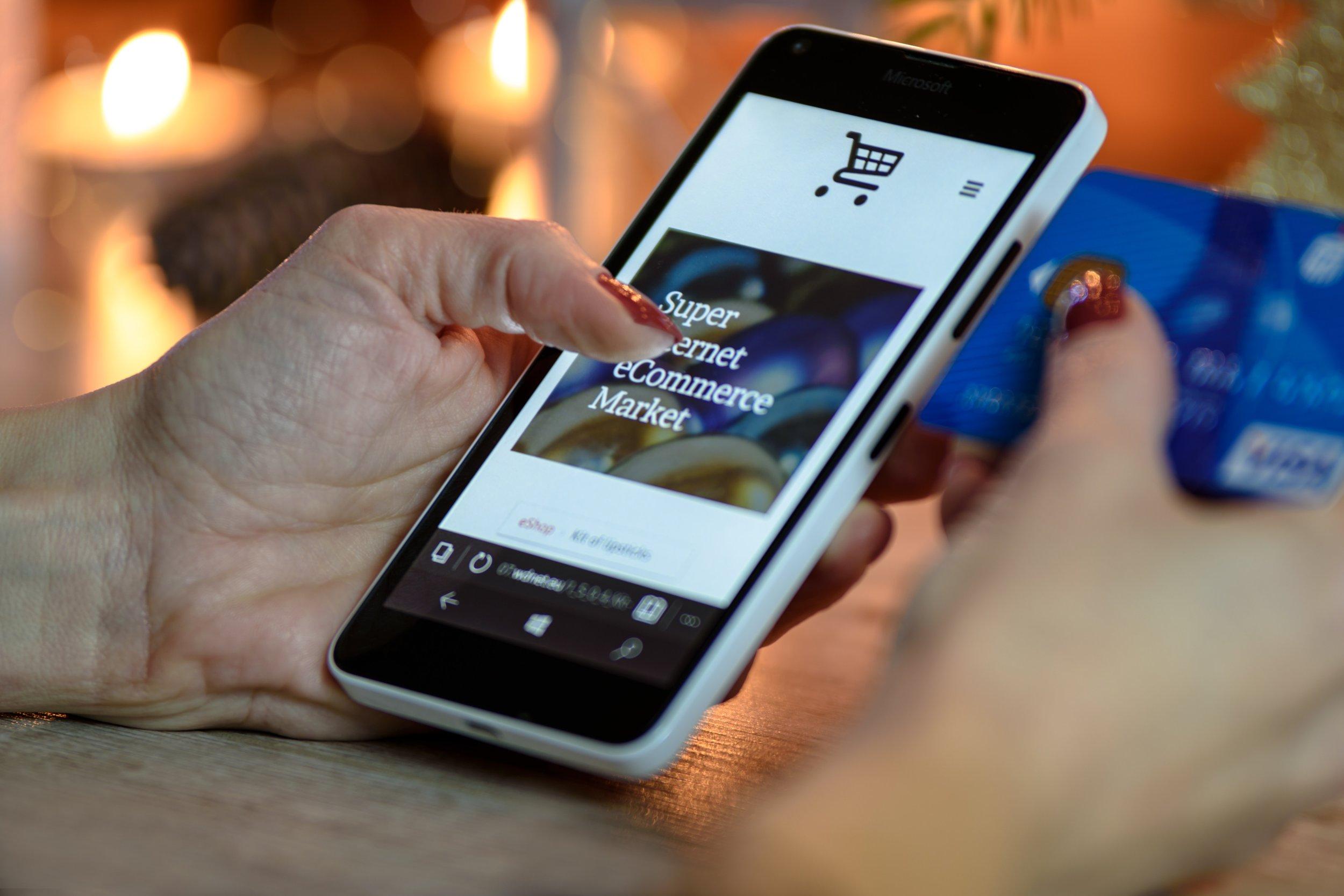 E-Commerce websites -