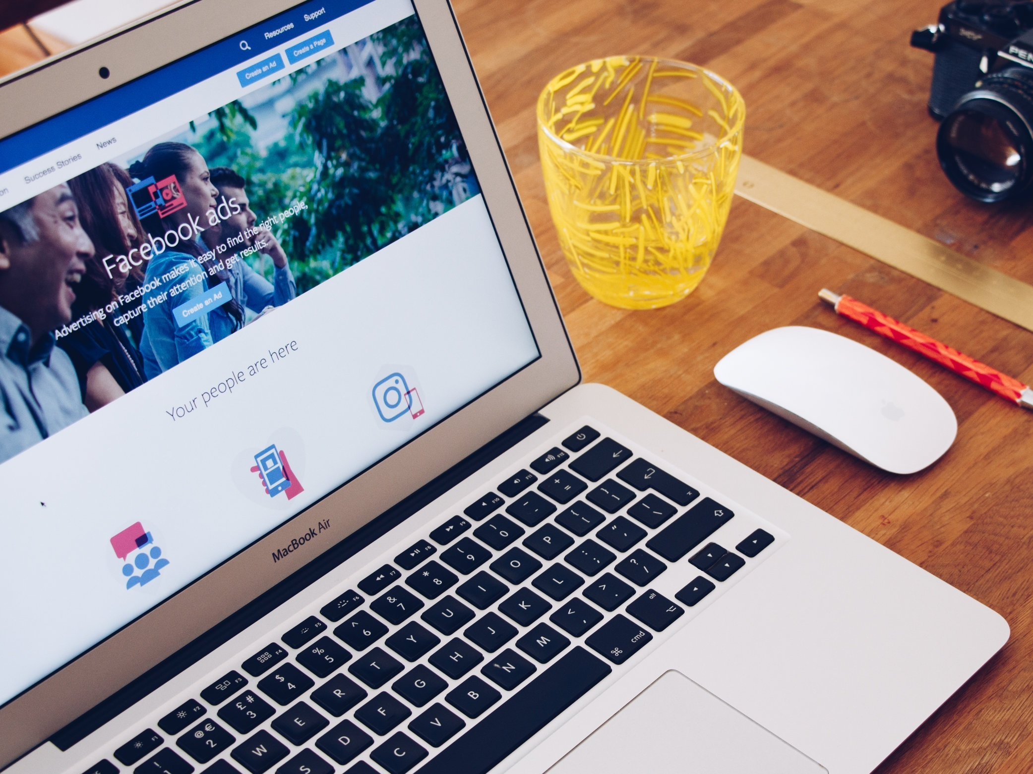Facebook Ads - Reach new customers and generate leads with one of the most powerful advertising platforms. Learn more about how we partner with clients and execute Facebook ad campaigns with the highest returns on investment.
