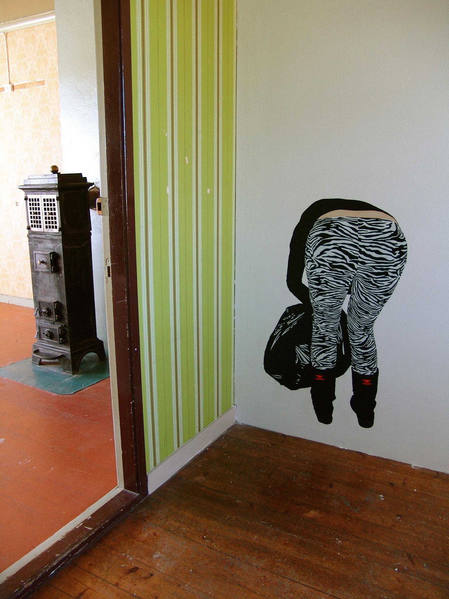 Alison Jones, painting