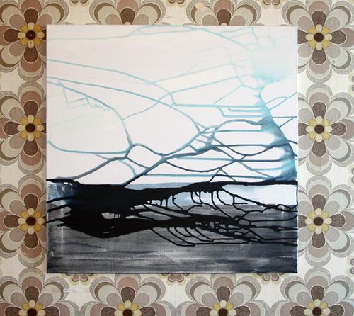 Anne Bland, painting og installation